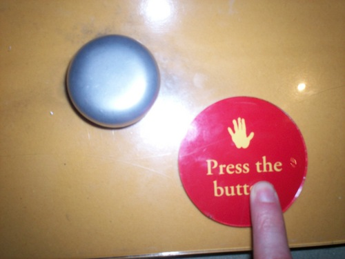 Press the Butt