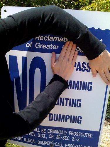 No Ass Dumping