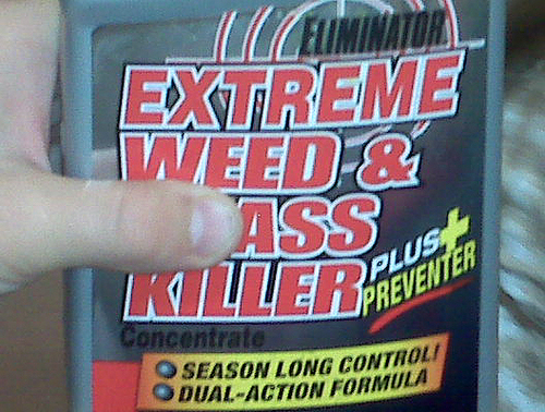Extreme Weed & Ass Killer