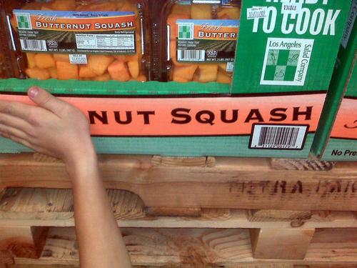Nut Squash