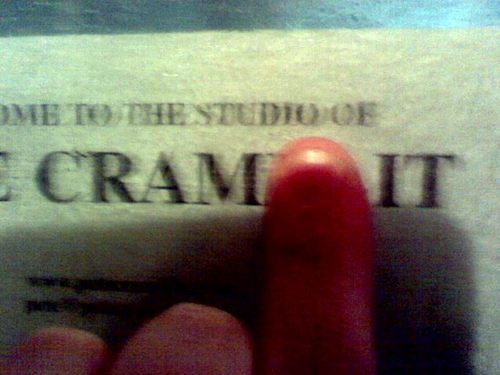 The Studio of Cram It