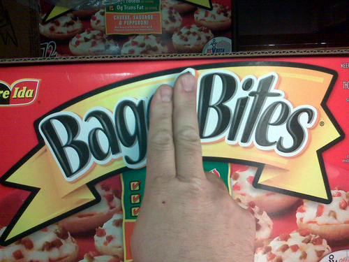 Bag Bites