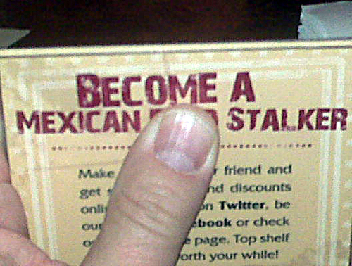 Become a Mexican Stalker
