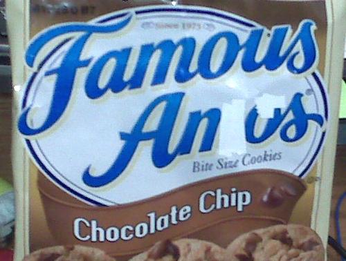 Famous Anus