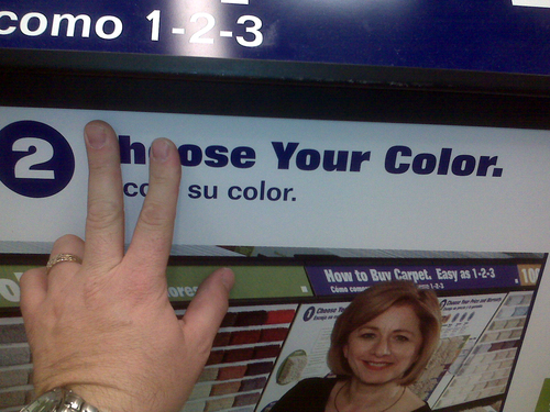 Hose Your Color