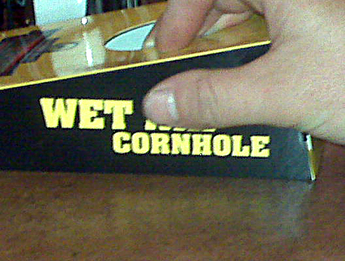 Wet Cornhole