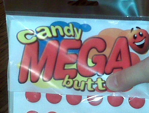 Candy Mega Butt