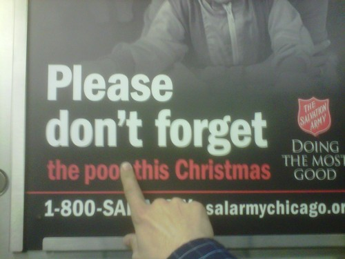 Please Don't Forget the Poo This Christmas