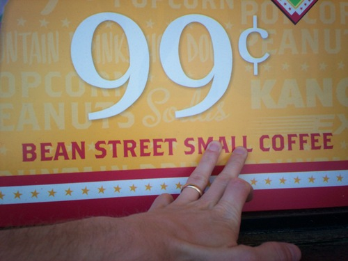 Bean Street Snail Coffee