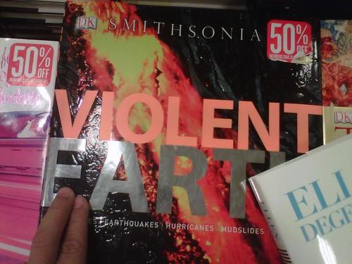 Violent Fart