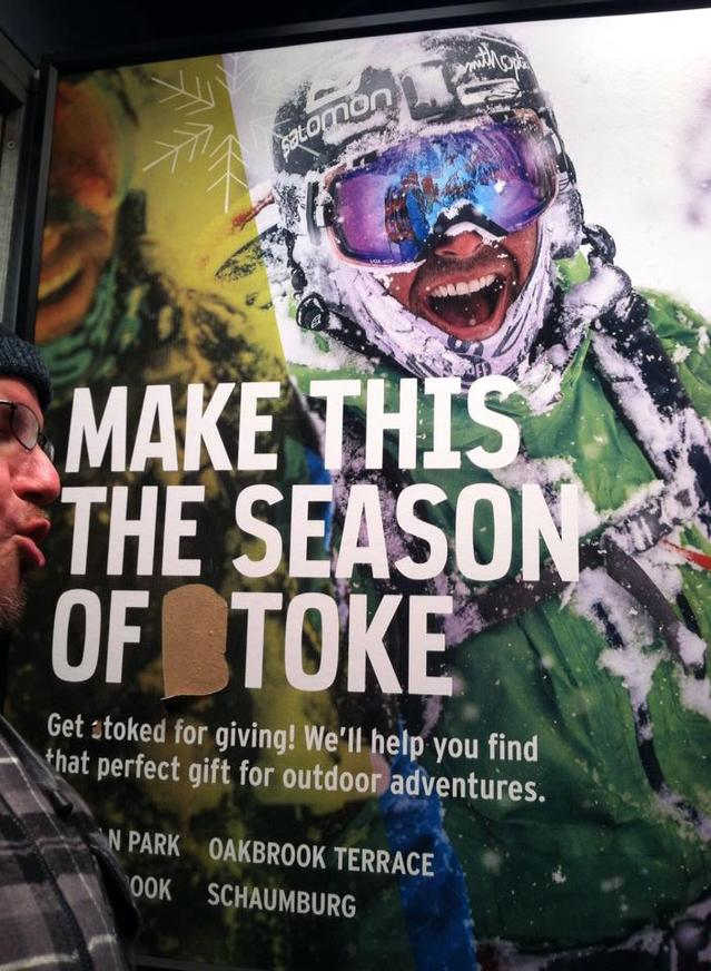 Make This the Season of Toke